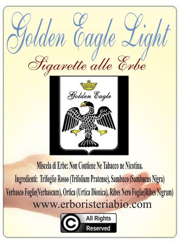 Golden Eagle Light